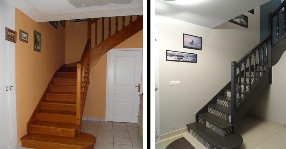 escalier-decoration-intérieure